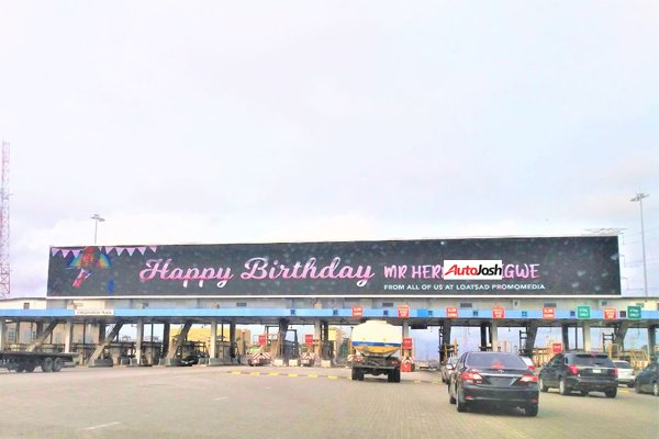 15 Things To Know About The Admiralty Toll Gate, Lekki