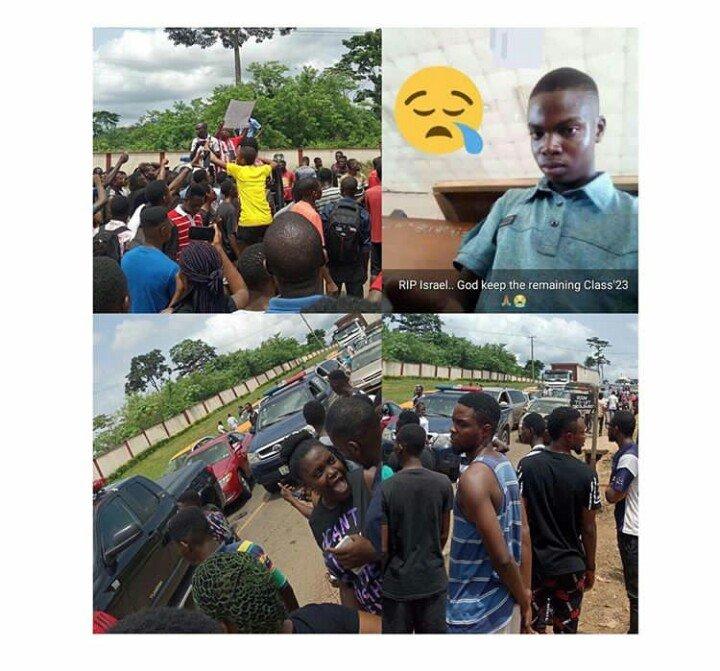 futa student killed