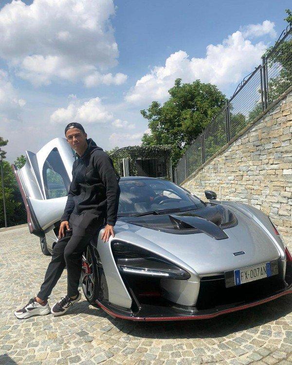Ronaldo Misses Juventus Training To Visit Ferrari HQ, Gets Unique $2m Hypercar - autojosh
