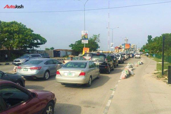 cities traffic jams