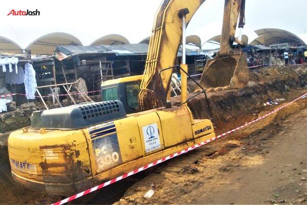 jibowu railway project