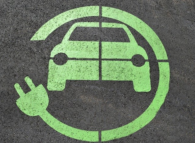 electric vehicles charge