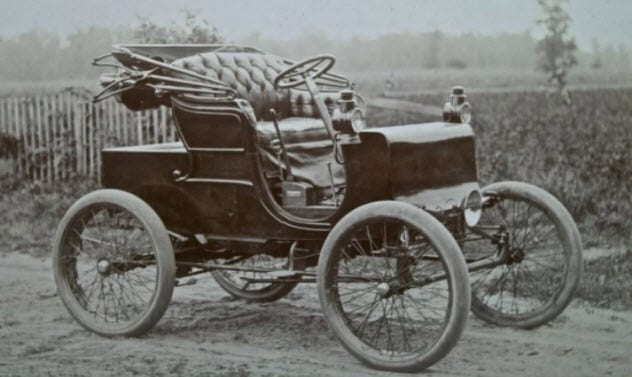 automobile firsts steering