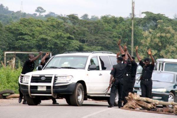 Nigeria Police Code Of Conduct