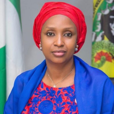 Hadiza Bala Usman of nigeria ports authority