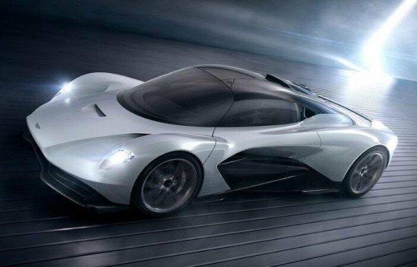 Aston Martin Set To Ditch AMG For An Inhouse V6 Hybrid