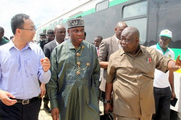 Lagos-Ibadan Rail