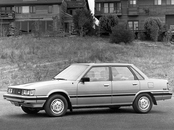 Toyota Camry 1983 model
