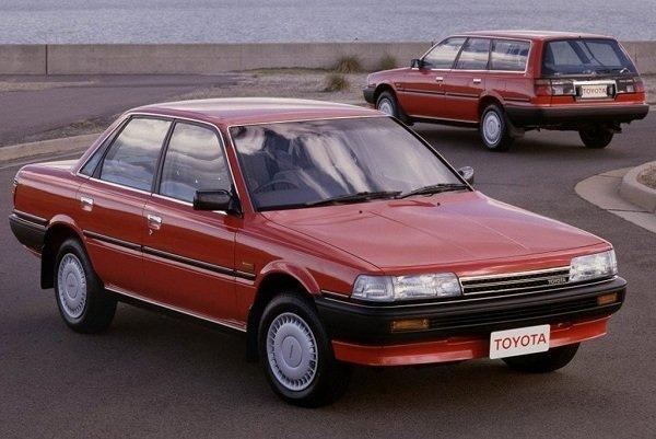 Toyota Camry 1987 model