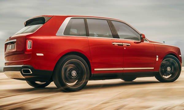 Rolls Royce Cullinan Nigeria