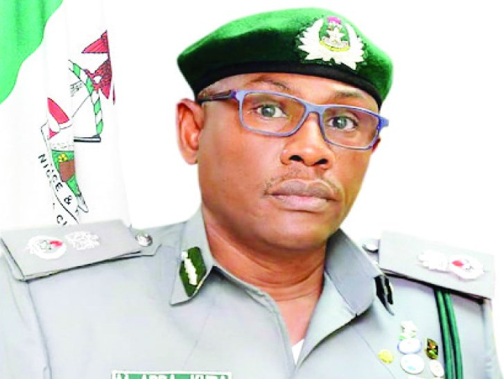 customs Comptroller Mohammed Abba Kura apapa