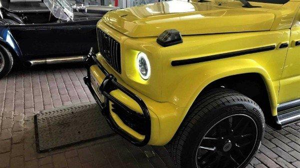 Dubai Based Tuning House Turns Suzuki Jimny Into A Mini Replica Of
