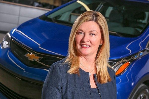 Pamela Fletcher – VP of Global Electric Vehicle Programs at General Motors