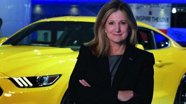 arbara Jean Samardzich – COO at Ford Europe