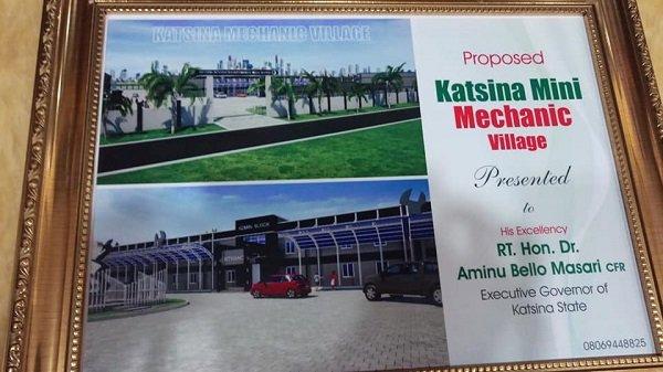 katsina mechanic village