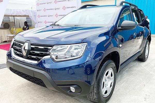 Coscharis Partners Renault