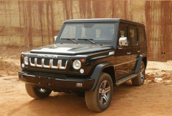 Nigeria-Made Cars