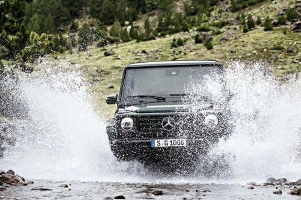 Mercedes Files EQG 560 And EQG 580 Trademarks For Electric G-Wagon - autojosh
