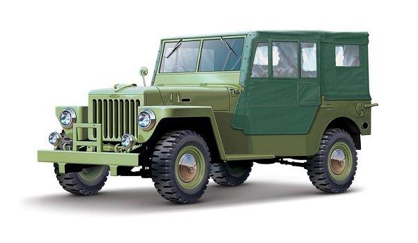 toyota landcruiser 1951