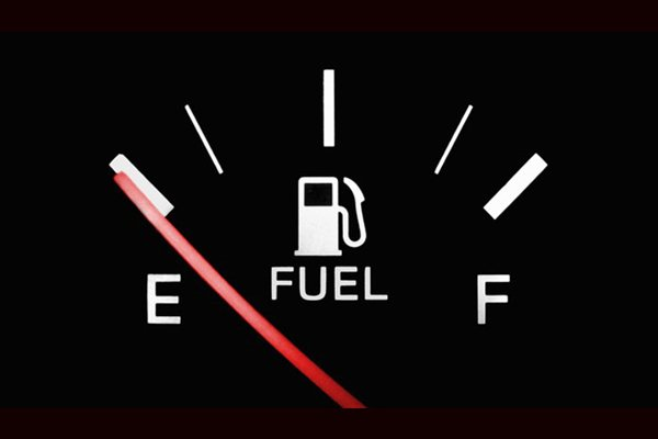 Driving On Low Fuel