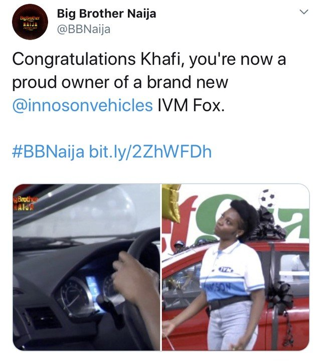 khafi wins innoson vehicle