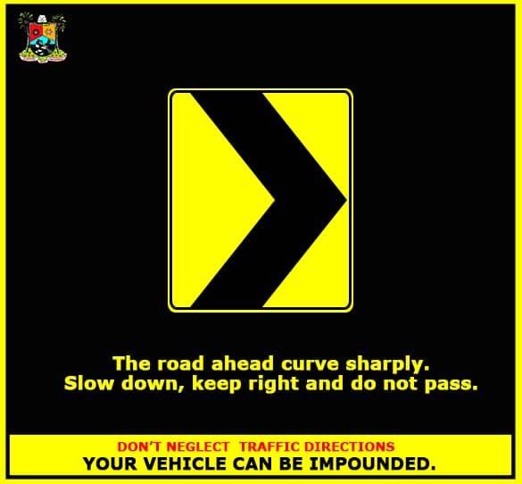 traffic laws lagos