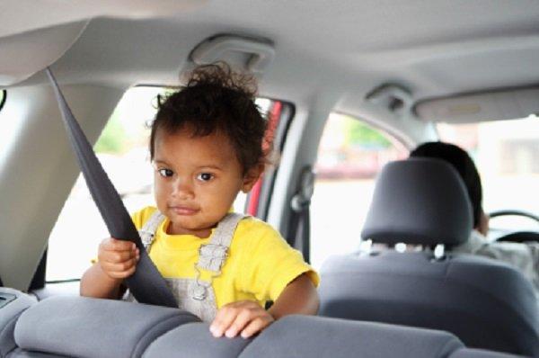 Prevent Seat Belt Entanglement On Kids, Kids Car Seat Belt