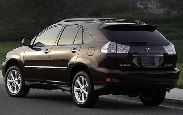 yahoo boys cars lexus rx330