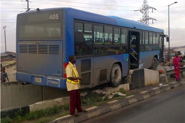 BRT Bus: How To Exit In Case Of An Emergency
