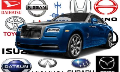 automobile brands