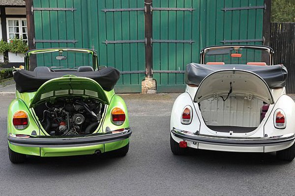 Convert Your Old Volkswagen Beetle To An Electric Car