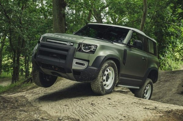 Demand For Land Rover Defender Increases As SUV Is Barely Available