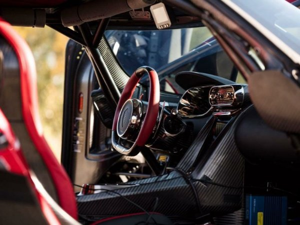 Koenigsegg-Regera