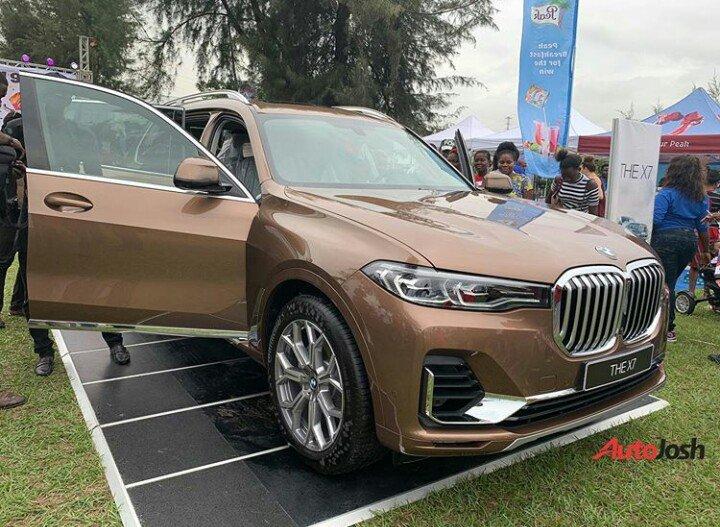 BMW X7 in Nigeria