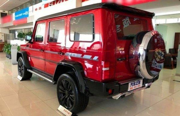 Mercedes-G-Wagon-Ripoff