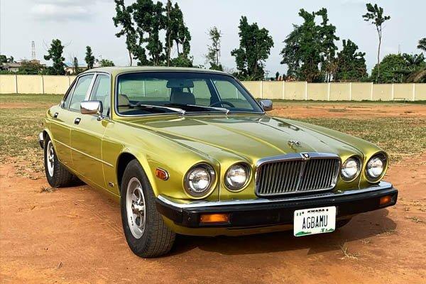 Kunle Afolayan Vintage Cars