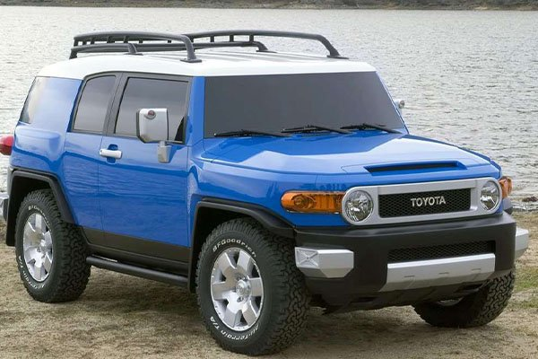 Discontinued Toyota Cars
