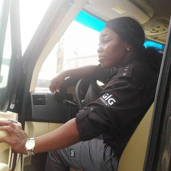 gigl female driver