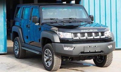 Innoson IVM G40 SUV