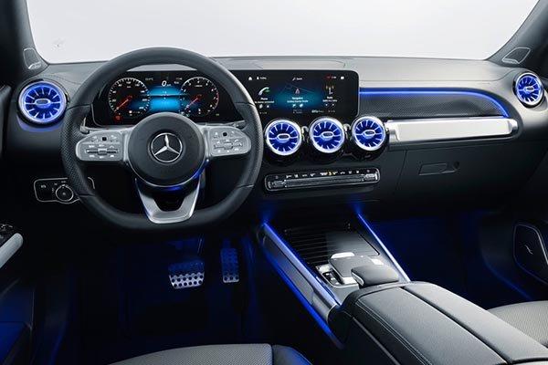 Mercedes Benz GLB