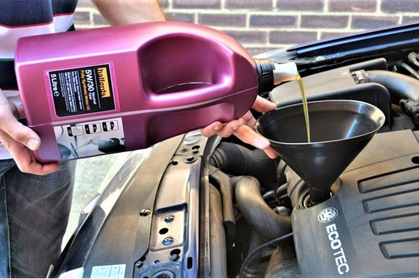 Changing Oils In Your Car