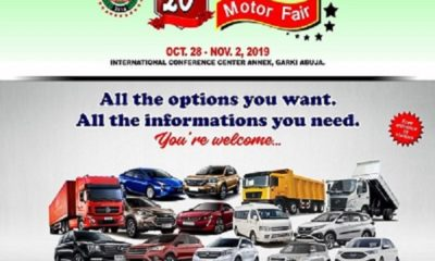 Abuja International Motor Fair