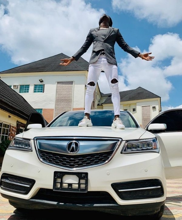 Comedian Akpororo Buys A Luxury Acura MDX SUV (Photos