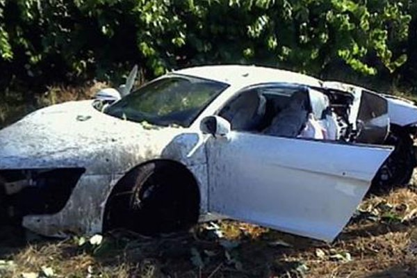 Footballer Who Survived Ghastly Car Accidents