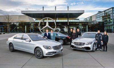 500,000th-Mercedes-Benz-W222-S-Class-Sedans
