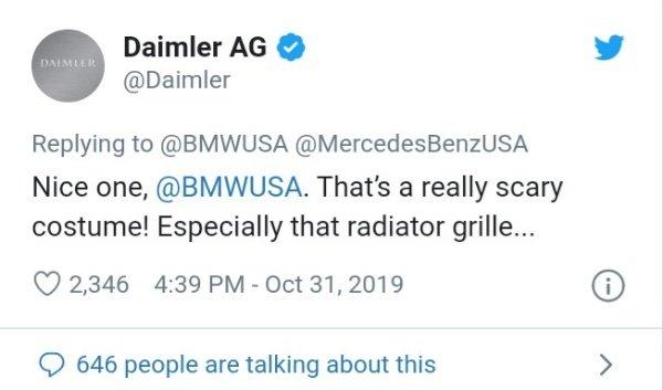 BMW-Mercedes-Halloween