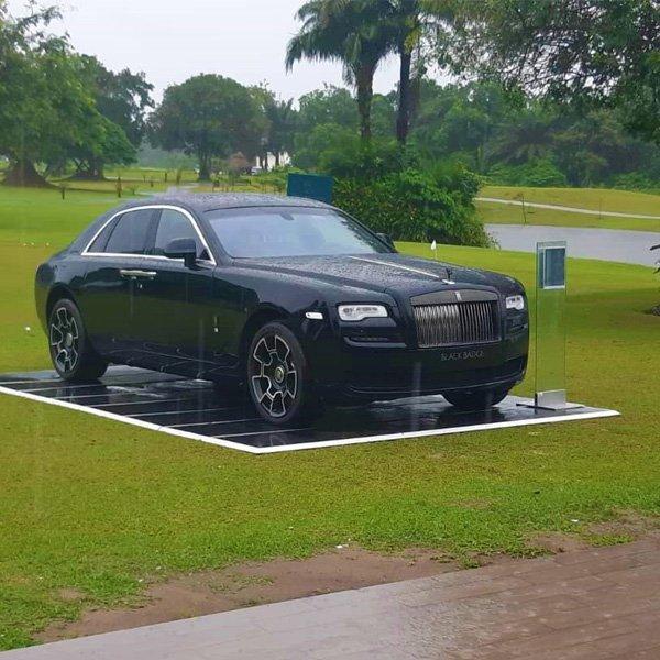 Rolls Royce Black Badge Ghost
