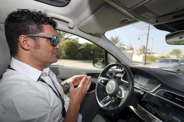 Self-Driving-Jaguar-I-PACE