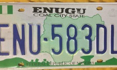 enugu plate number code