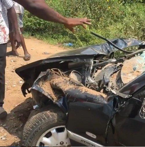 FRSC Officials Accident